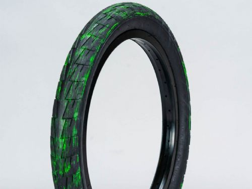 "Lagos Crawler (Pair) 20"" Green Black Marble with Blackwall"